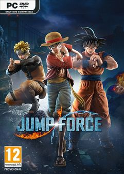 Download JUMP FORCE v1.05