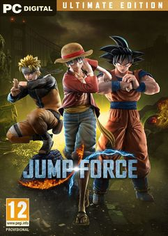 Download Jump Force Ultimate Edition-Repack